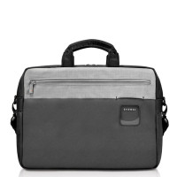 "Everki ContemPRO Commuter Laptop bag Briefcase 15.6"" Black"
