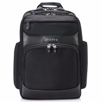 "Everki Onyx Laptop Backpack 15.6"" Black"