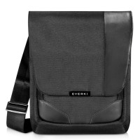 "Everki Venue XL Premium Cross Body RFID 12.9"" Black"