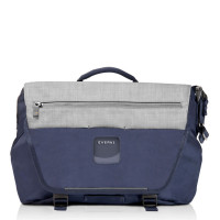 "Everki ContemPRO Laptop Bike Messenger 14.1"" MacBook Pro 15"" Navy"
