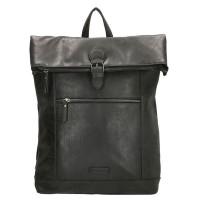"Enrico Benetti Nouméa Backpack 15"" Zwart"