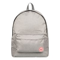 Roxy Sugar Baby Solid Backpack Heritage Heather