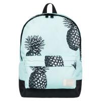 Roxy Sugar Baby Backpack Blue Light Big Pineapple