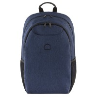 "Delsey Esplanade Laptop Backpack 15.6"" Navy"