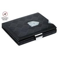 Exentri Wallet met RFID Bescherming Black Chess