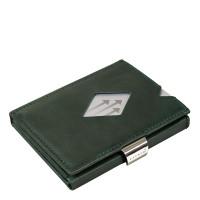 Exentri Wallet met RFID Bescherming Emerald Green