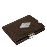 Exentri Wallet met RFID Bescherming Mosaic Brown