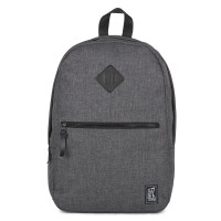 The Pack Society Commuter Rugzak Dark Grey Duo Tone