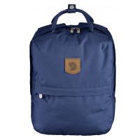 FjallRaven Greenland Zip Backpack Deep Blue