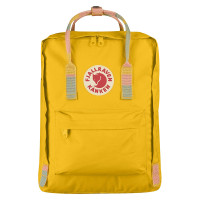 FjallRaven Kanken Rugzak Warm Yellow/Random Blocked