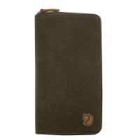 FjallRaven Travel Wallet Portemonnee Dark Olive