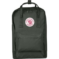 "Fjällräven Kanken Laptop 15"" Rugzak Forest Green"