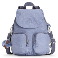 Kipling Firefly Up Backpack Timid Blue Combo