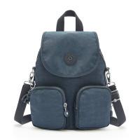 Kipling Firefly Up Backpack Blue Bleu 2