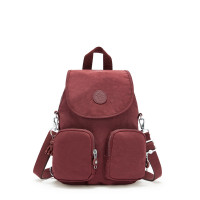 Kipling Firefly Up Backpack Intense Maroon