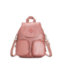 Kipling Firefly Up Backpack Metallic Rust