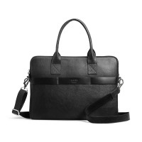 "Still Nordic Fly Slim Brief 1 Room 13"" Laptoptas Black"