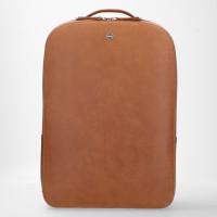 """FMME Claire Laptop Rugtas 15.6"""" Nature Cognac"""