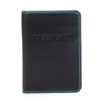 Mywalit Passport Cover Black/ Pace