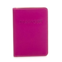 Mywalit Passport Cover Sangria Multi