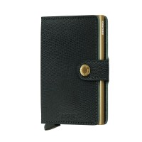 Secrid Mini Wallet Portemonnee Rango Green Gold
