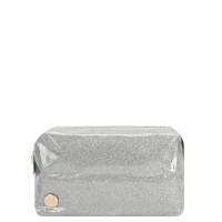 Mi-Pac Wash Bag Toilettas Glitter Silver
