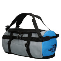 The North Face Gilman Duffel L TNF Black/ Mid Grey/ Clear Lake Blue