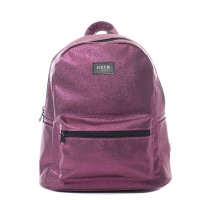 HXTN Supply One Mini Rugzak Glitz Fuchsia