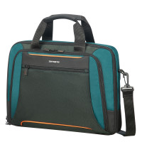f40fa171f50 Samsonite Kleur Laptop Bailhandle 15.6'' Green/Dark Green