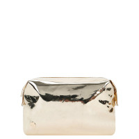 Mi-Pac Wash Bag Toilettas Mirror Gold
