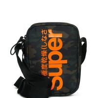 Superdry Hamilton Pouch Bag Army Camo