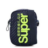 Superdry Hamilton Pouch Bag Navy