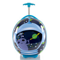 Heys Fashion Circle Shape Kinderkoffer Outer Space