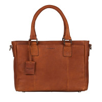 Burkely Antique Avery Handbag S Cognac