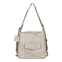 Burkely Just Jackie 2-Way Backpack Soft Grey