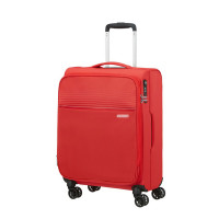 American Tourister Lite Ray Spinner 55 Chili Red
