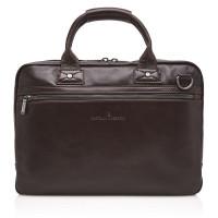 Castelijn & Beerens Firenze Business Laptoptas 15.6'' Mocca