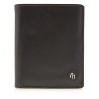 Castelijn & Beerens Vita Billfold RFID Portemonnee 6 Creditcards Black