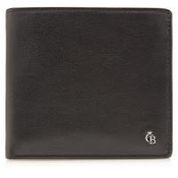 Castelijn & Beerens Vita Billfold RFID Portemonnee 7 Creditcards Black