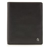 Castelijn & Beerens Vita Billfold Portefeuille RFID 15 Creditcards Black
