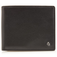 Castelijn & Beerens Vita Billfold RFID Portemonnee 11 Creditcards Black