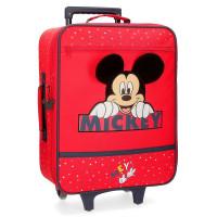Disney Soft Trolley 50 Cm 2 Wheels Mickey Mouse Happy