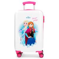 Disney Trolley 55 Cm 4 Wheels Frozen II Dream Of Magic White