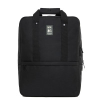 "Lefrik Daily Backpack Laptop 15"" Black"