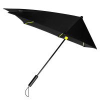 Impliva STORMaxi Stormparaplu Special Edition Black Yellow