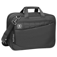 Ogio Instinct Top-Zip Laptoptas Black