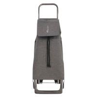 Rolser Jet Tweed Boodschappen Trolley Grey