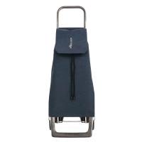 Rolser Jet Tweed Boodschappen Trolley Blue