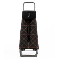 Rolser Jet Star Boodschappen Trolley Mandarina Orange / Black