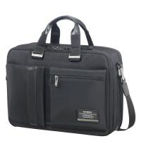 Samsonite Openroad 3-Way Bag 15.6'' Expandable Jet Black